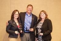 MPSA Award GreatAmerica Josie Heskje