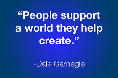 People support a world they help create for sales compensation plans and recurring revenue