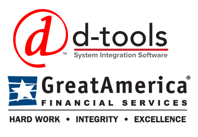 D-Tools Enables AV as a Service (AVaaS) Quoting Through Integration with GreatAmerica Financial Services Corporation