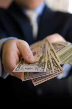 Using your own cash to finance customer's technology HaaS