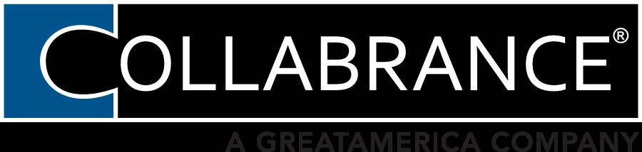 Collabrance Logo a Master MSP and GreatAmerica Company