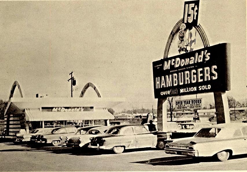 Original Ann Arbor McDonalds