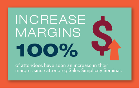 The Sales Training Attendees Say Increases Margin