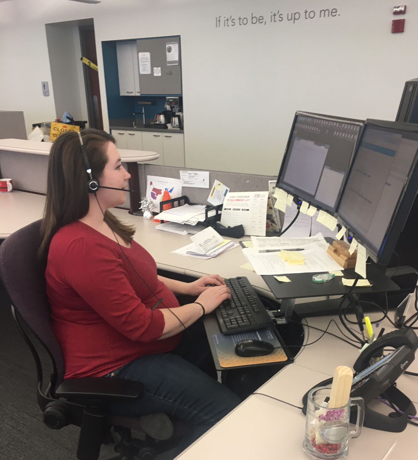 A Day in the Life of... Rachel, Account Support Advisor