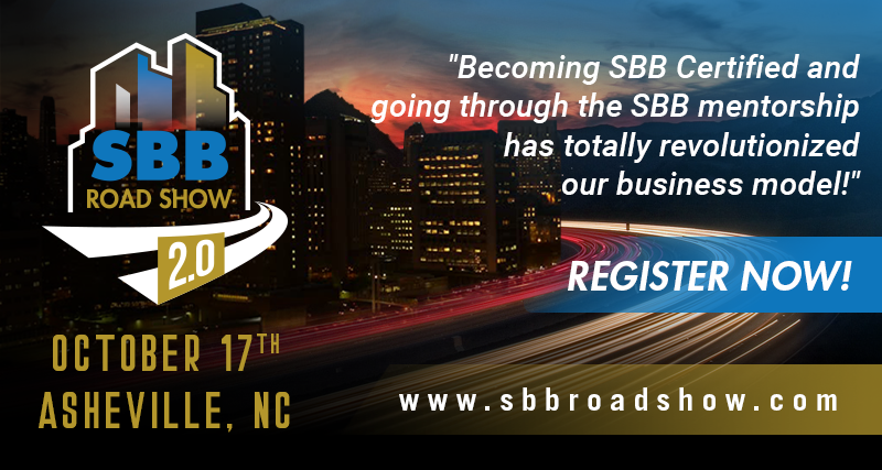SBB Road Show Asheville, NC October 17, 2018