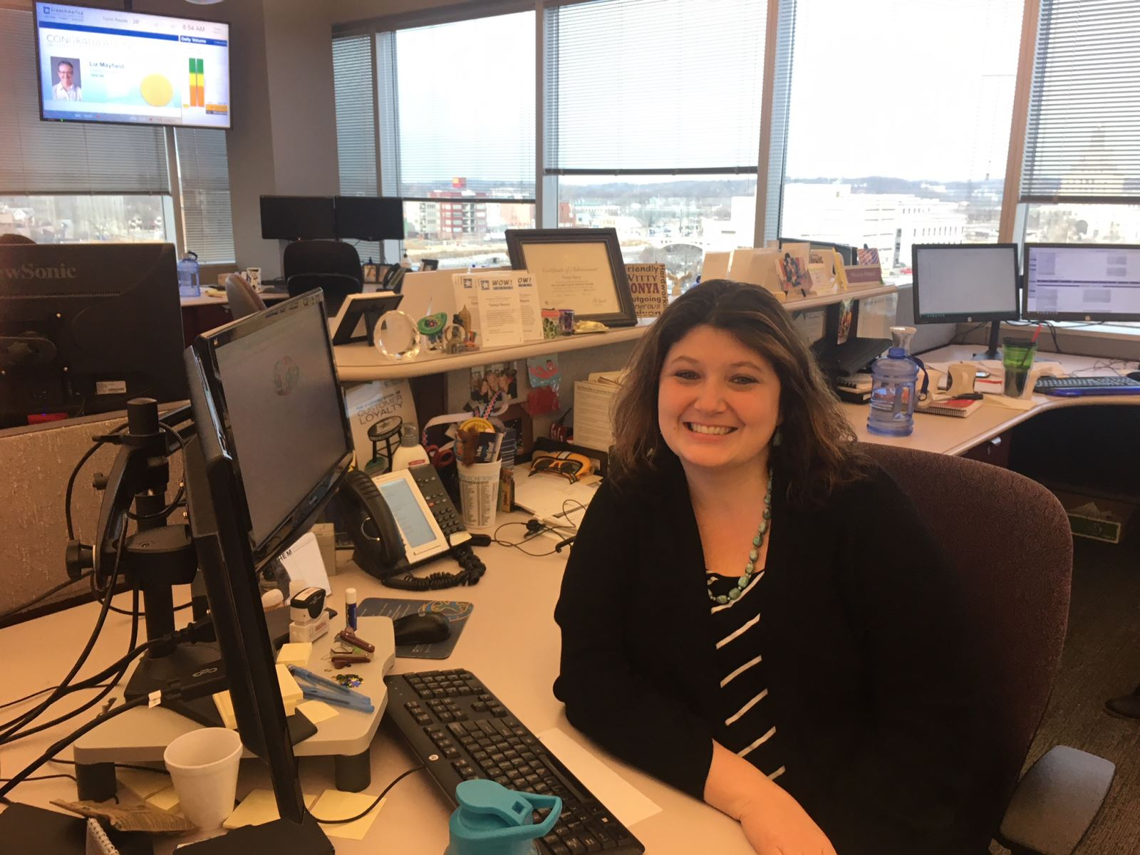 A Day in the Life of... Tonya, Sales Support Specialist