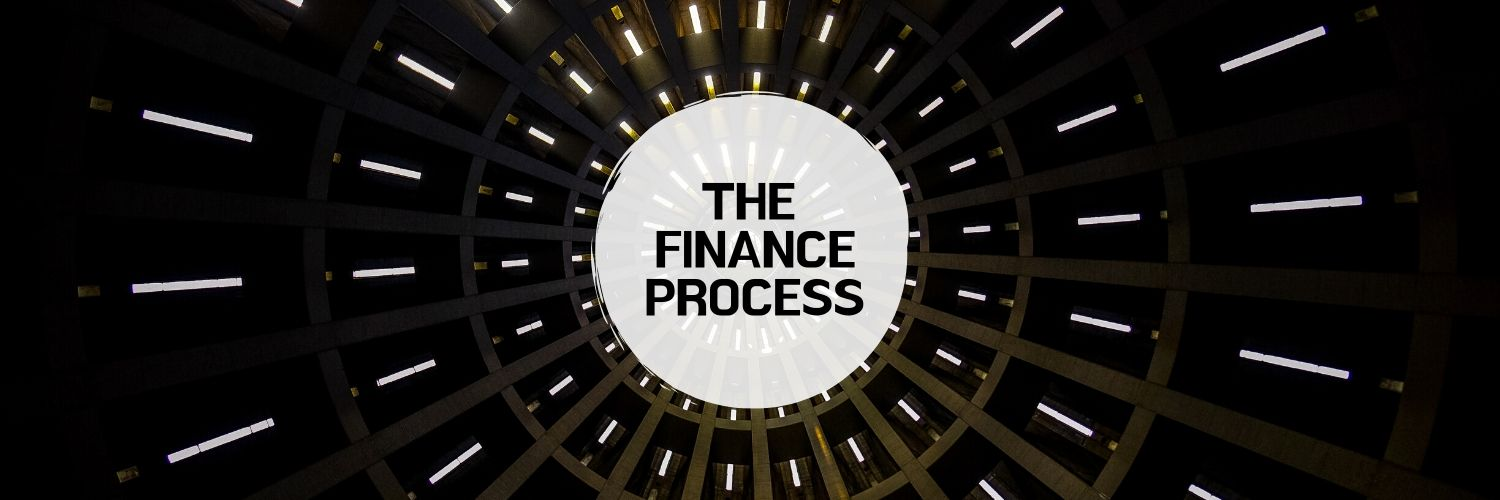 The Finance Process in Seven Steps